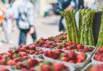 Spargel und Erdbeeren – das perfekte Dreamteam
