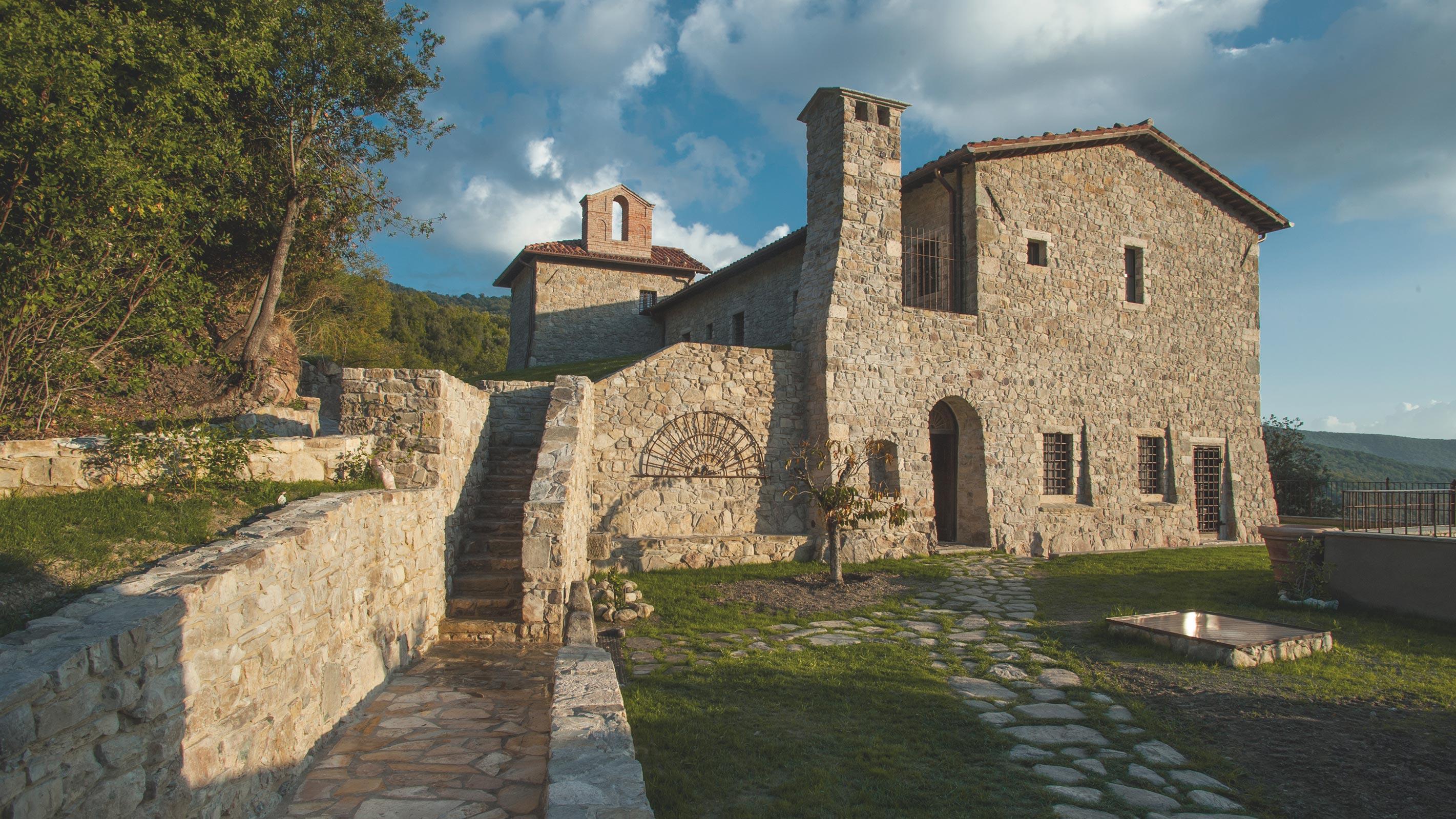 Hotel Eremito in Italien