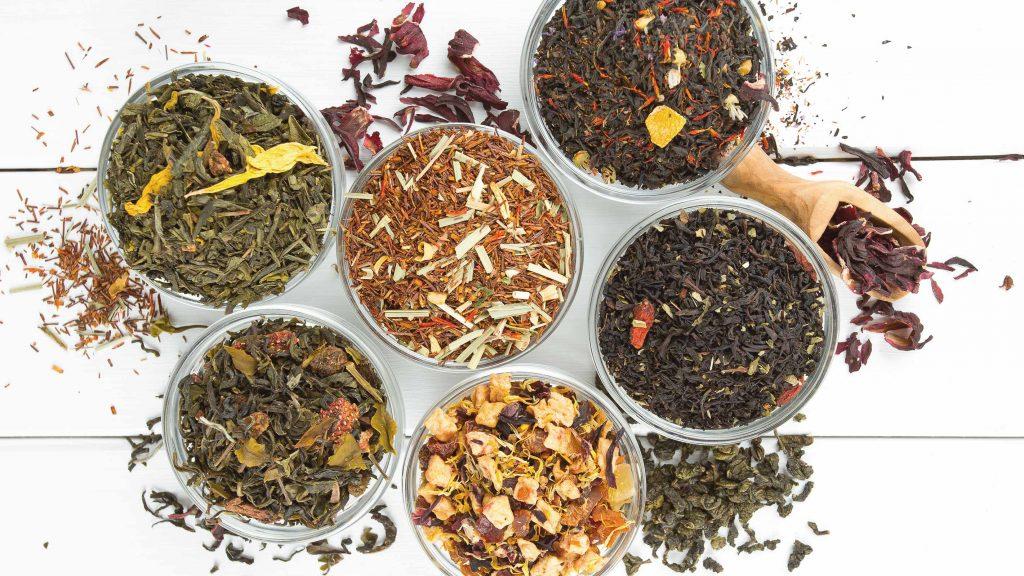 Teerezepte: Tee selber machen