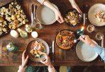 Vegetarisches Weihnachten: Ein festliches, buntes Weihnachtsmenü
