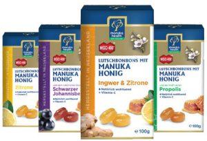 Manuka-Nahrungsergänzung